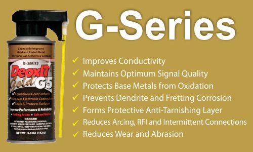 DeoxIT G-Series