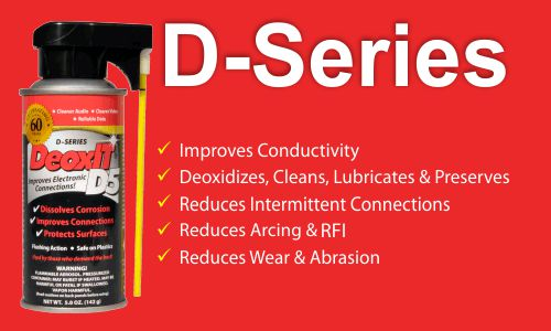 DeoxIT D-Series